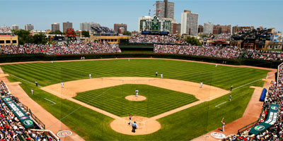 Cubs Games, Museums and Missed Opportunities
