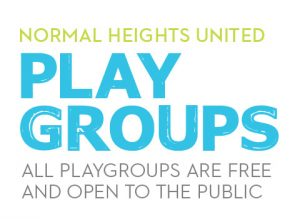 Open Playgroups @ Normal Heights United Methodist Church