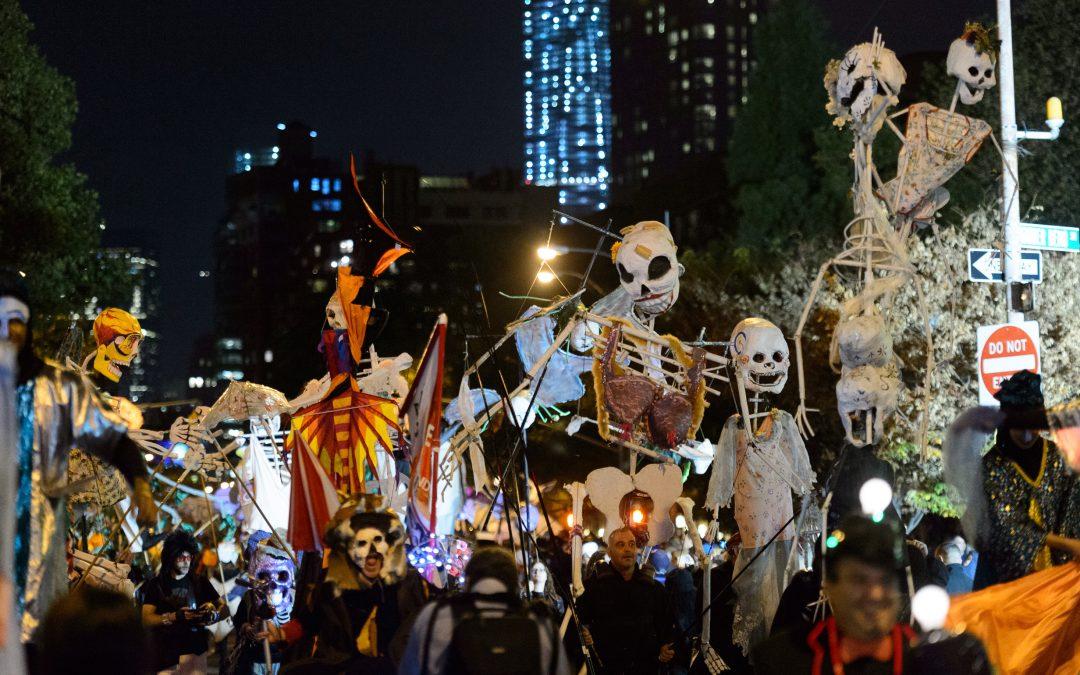 A Strange Parade