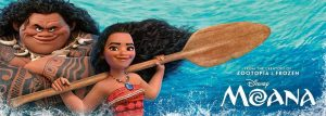 Movies in the Park: MOANA @ Adams Avenue Park