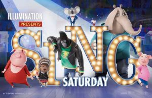 Movies in the Park: SING @ Adams Avenue Park