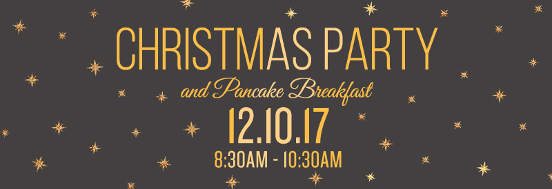 Christmas Pancake Party
