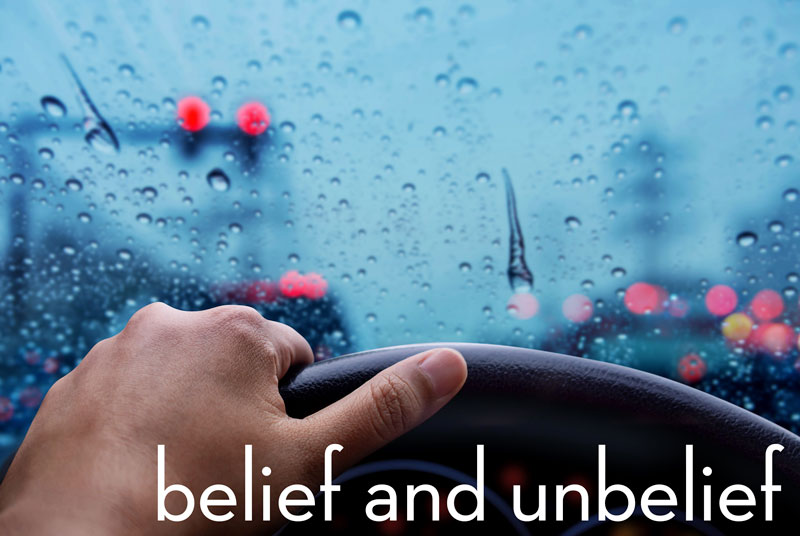 Listen Now – Belief and Unbelief – Mark 9:14-29