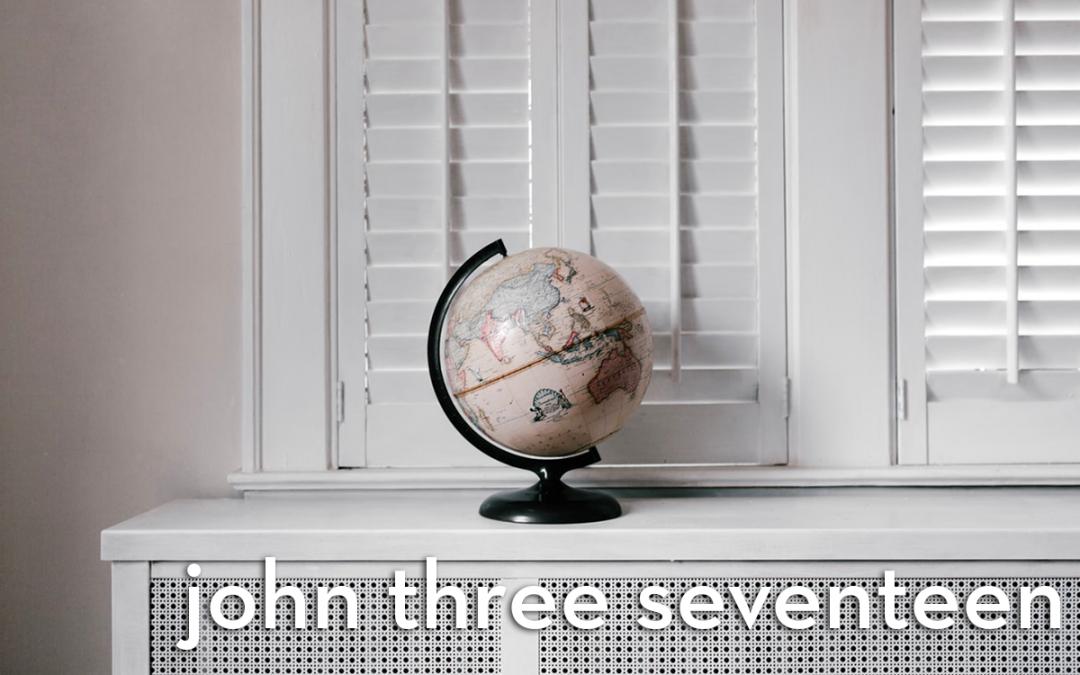 john three seventeen